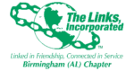 Birmingham Chapter of the Links Logo website